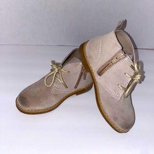 TB CHUKKA BT KHAKI 1 Baby Gap dressy boots